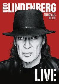 Cover Udo Lindenberg - Stärker als die Zeit - Live [DVD]